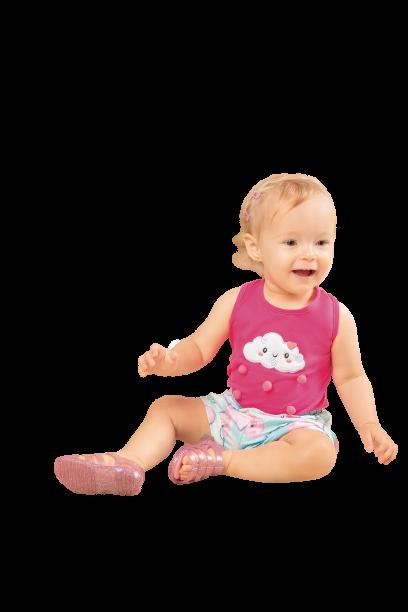 Conjunto infantil feminino - Marlan - 40422