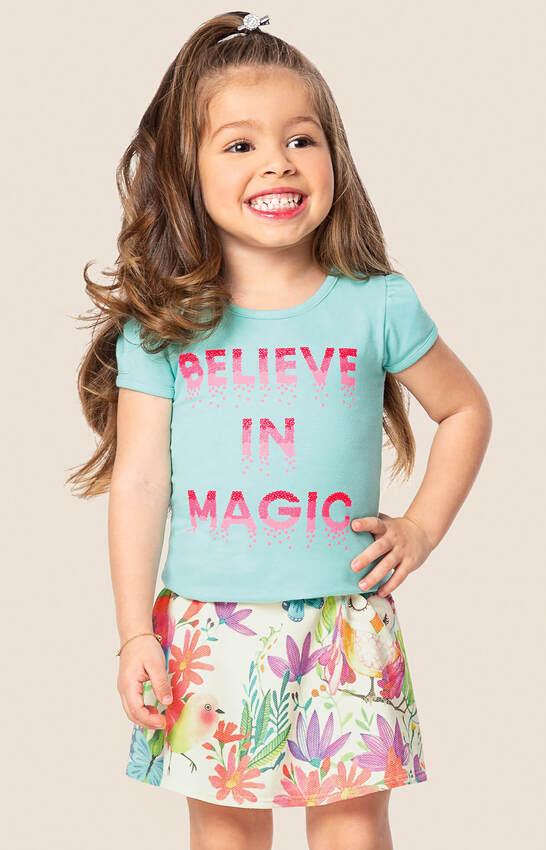 Conjunto infantil feminino - Marlan - 42425