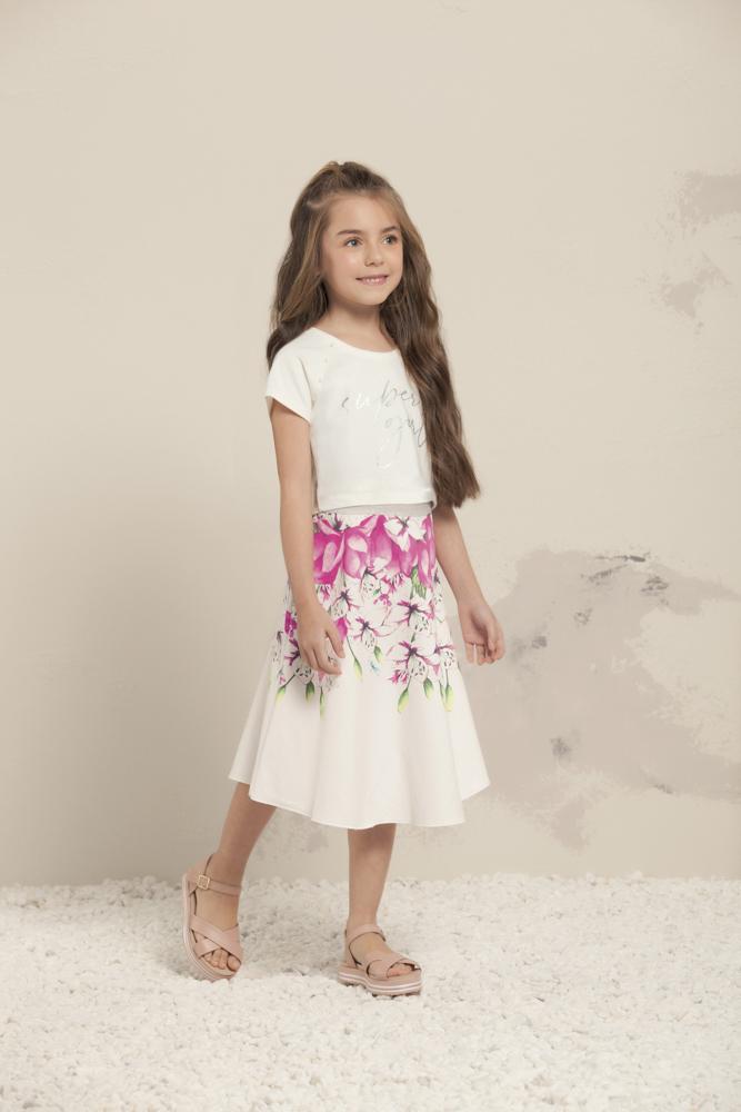 Conjunto infantil feminino - Milli e Nina - 69425