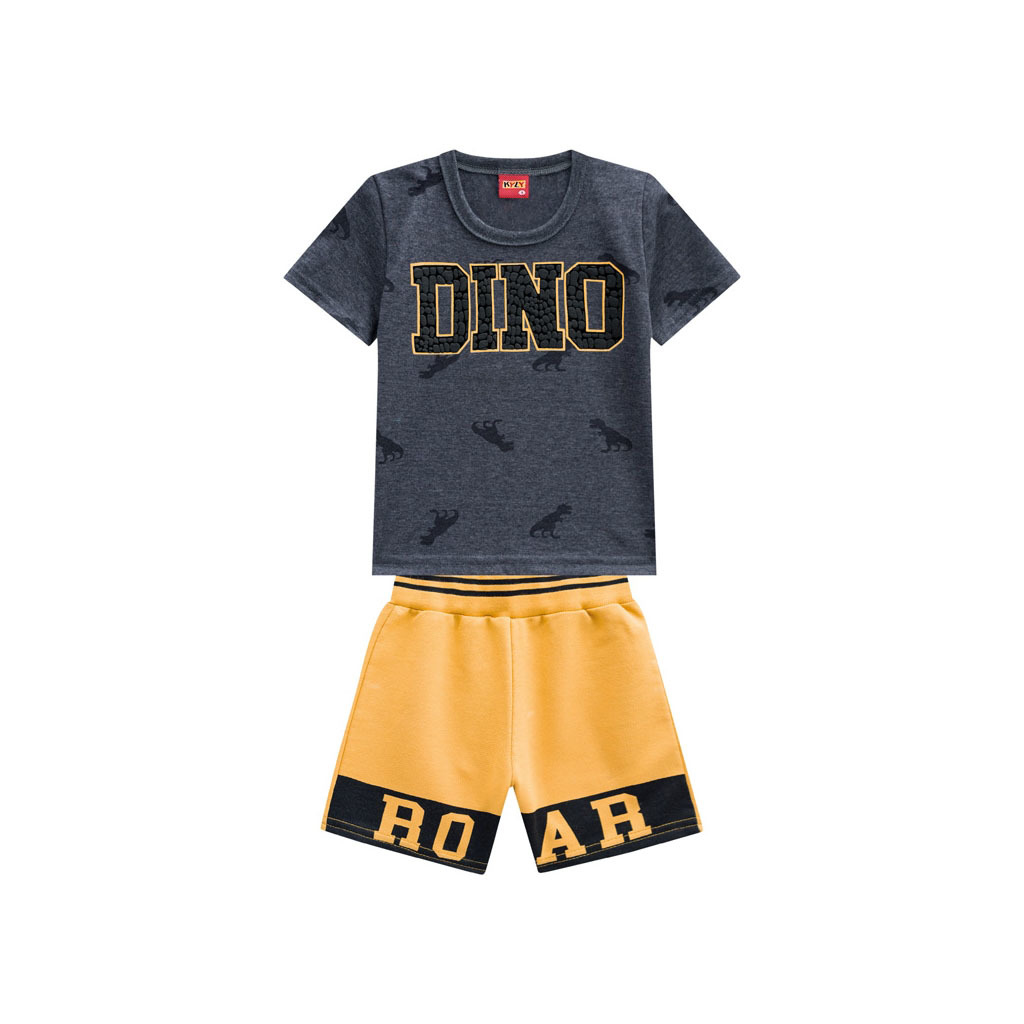 Conjunto infantil masculino - Kyly- 110282
