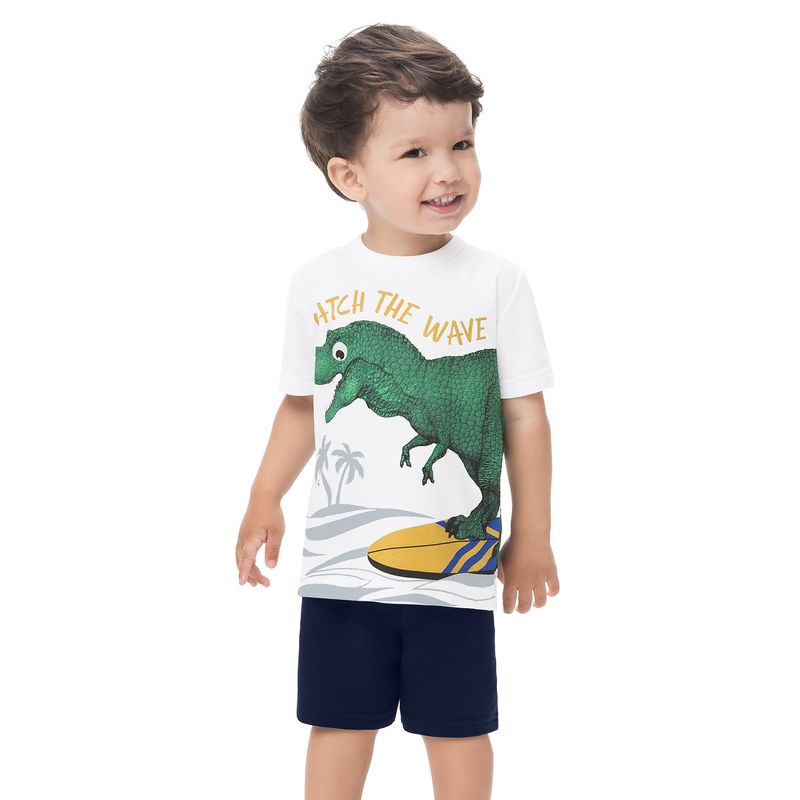 Conjunto infantil masculino - Kyly- 110948