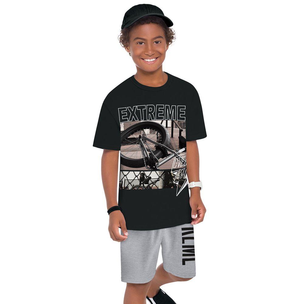 Conjunto infantil masculino - Kyly- 110993