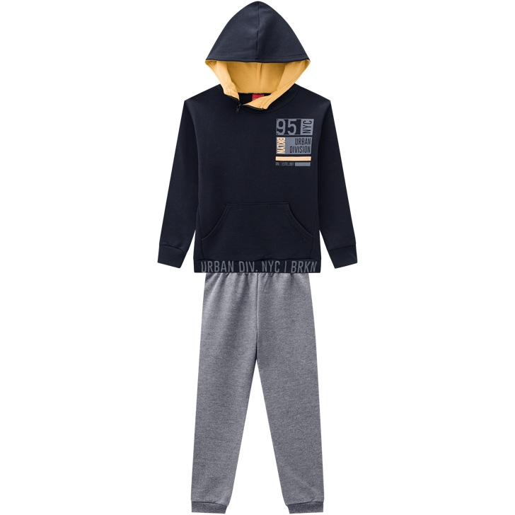 Conjunto infantil masculino - Kyly - 207495