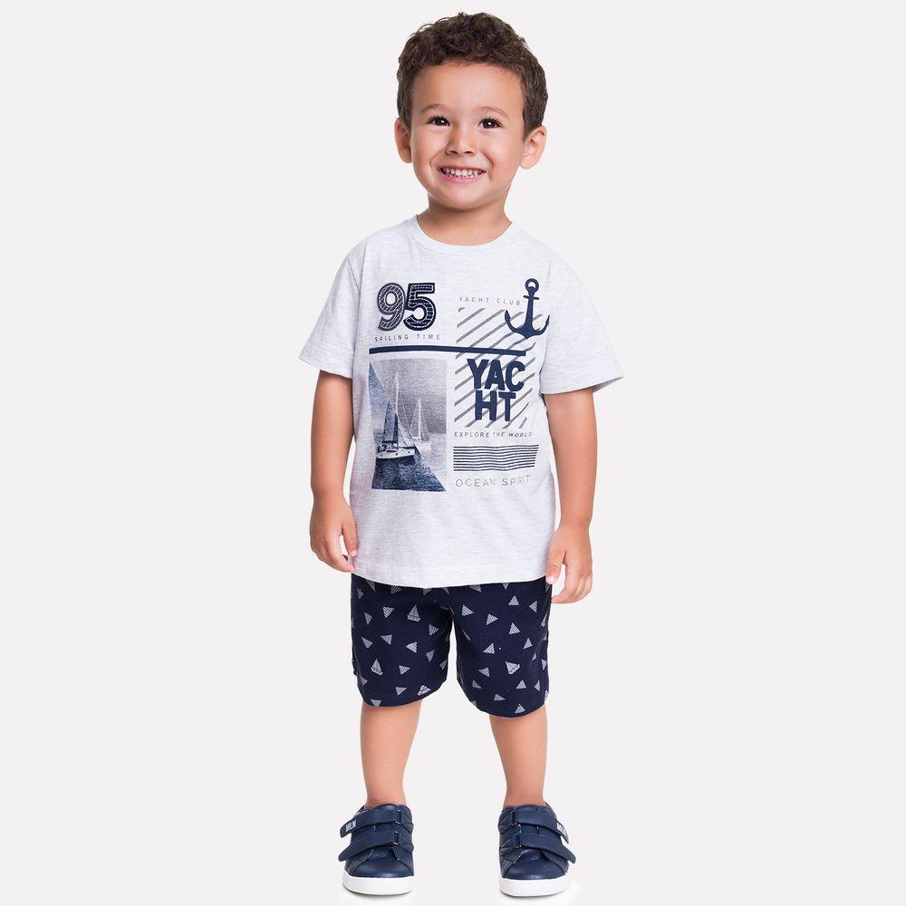 Conjunto infantil masculino - Milon - 13261