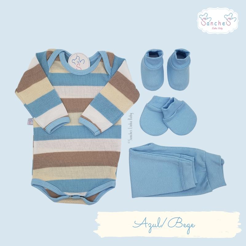 Kit bebê basico - Sanches - 1205