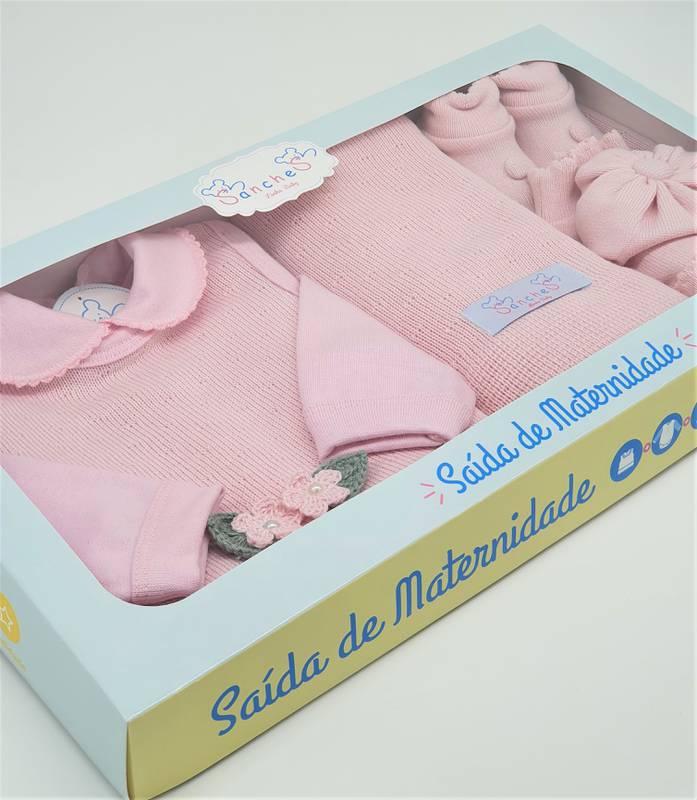 Kit Saída Maternidade - Sanches - 1100