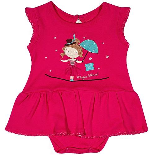 Macacao bebê feminino - Tip Top - 10481543
