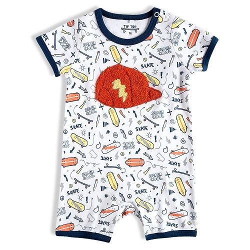Macacao bebê masculino - Tip Top - 10209177