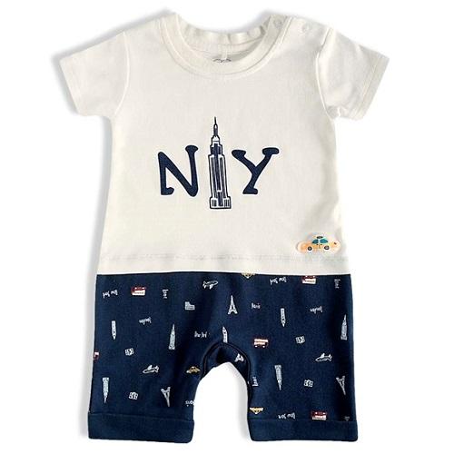 Macacao bebê masculino - Tip Top - 10209203