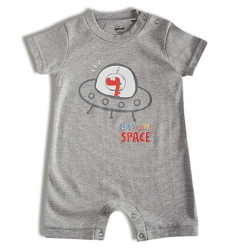 Macacao bebê masculino - Tip Top - 10209209