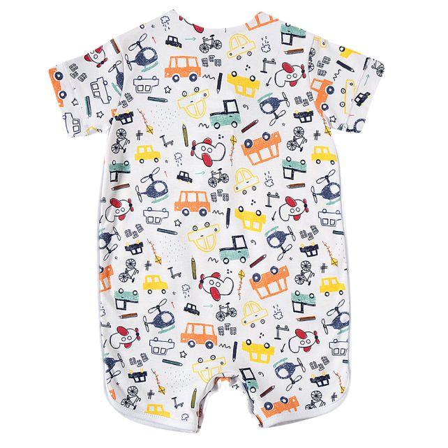Macacao bebê masculino - Tip Top - 10209238