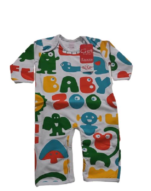 Macacao infantil - Get Baby - 111001