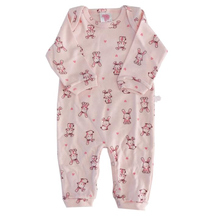 Macacao infantil feminino - Pulla Bulla - 40412