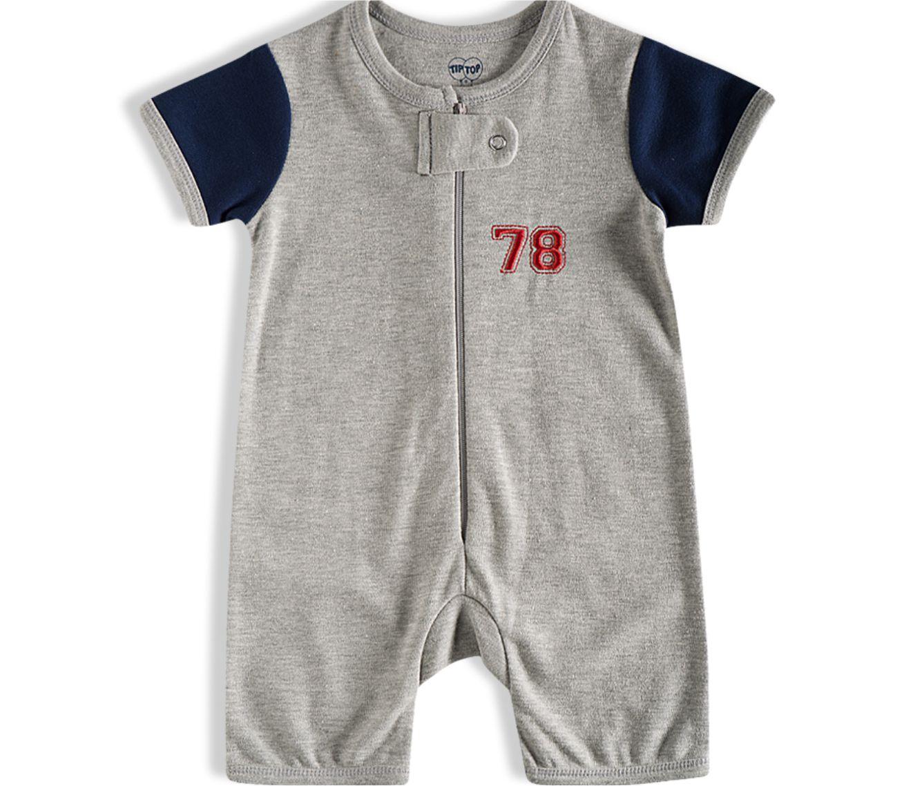 Macacão infantil masculino - Tip Top - 10209210