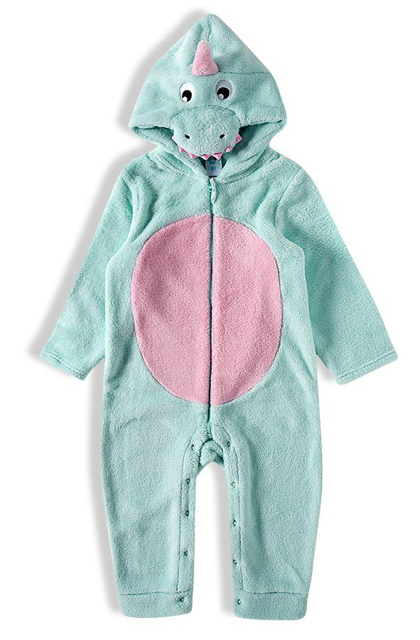 Macacao infantil soft com capuz - Tip Top - 3012061