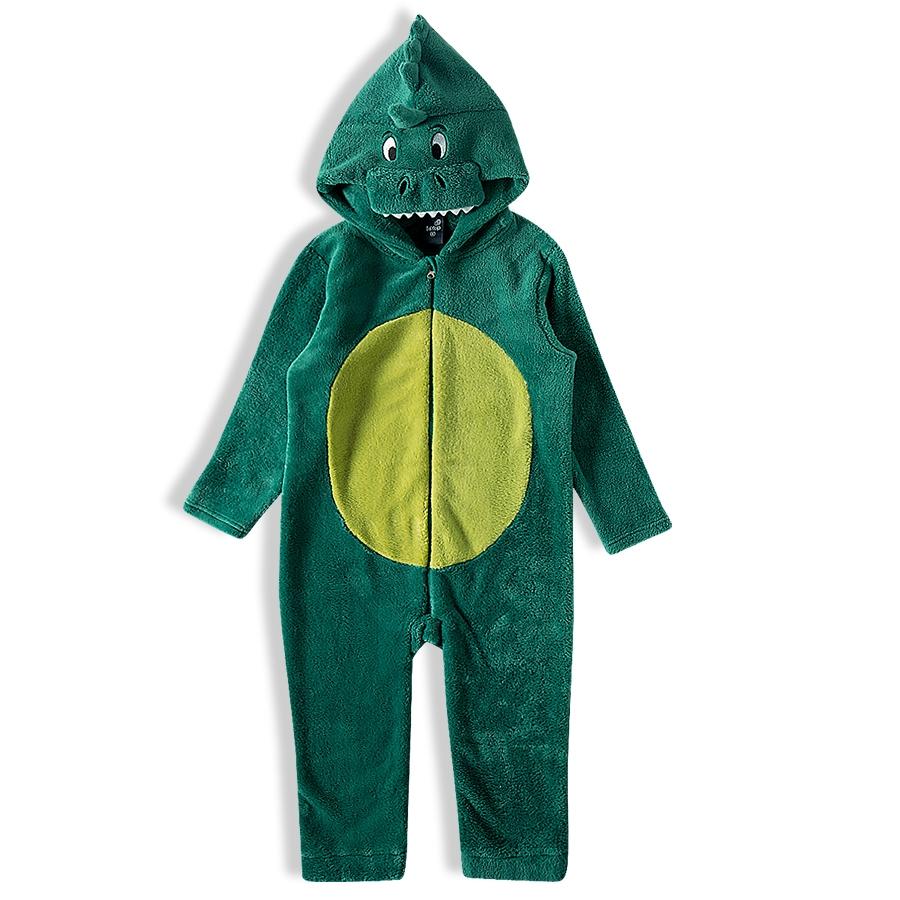 Macacao infantil soft com capuz - Tip Top - 3012065
