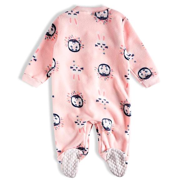 Macacao infantil soft feminino - Tip Top - 1832121