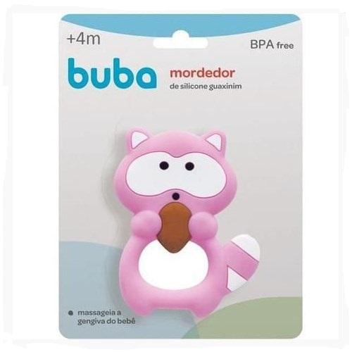 Mordedor de silicone - Buba - 09798