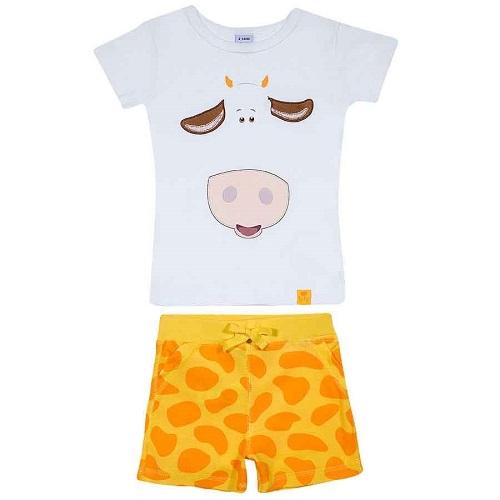 Pijama infantil feminino -Tip Top - 2145005
