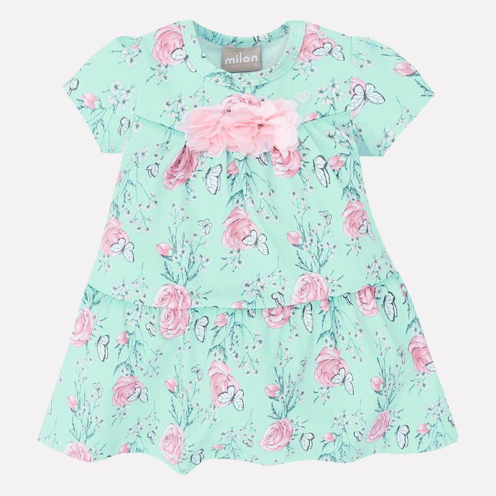 Vestido bebê - Milon - 13162