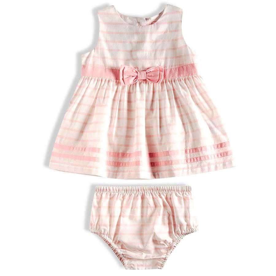 Vestido Com Calcinha Bebê - Tiptop - 13200335