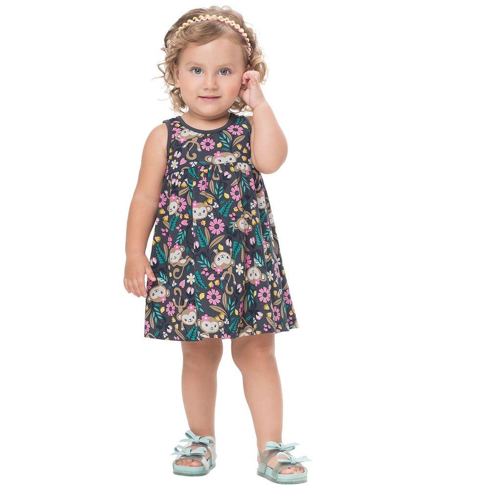 Vestido infantil - Kyly - 110852