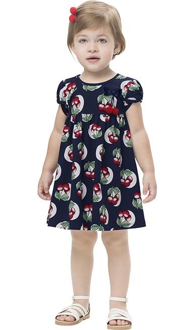 Vestido infantil - Kyly - 110861