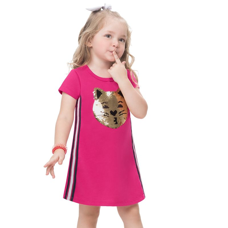 Vestido infantil - Kyly - 110889
