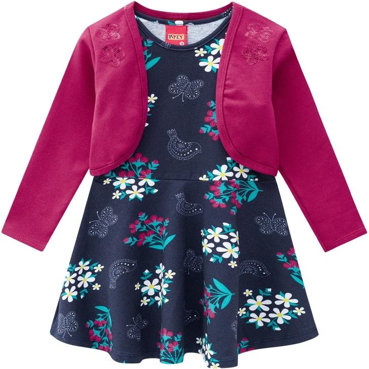 Vestido infantil - Kyly - 207376