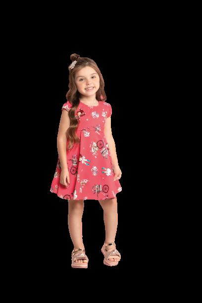 Vestido infantil - Milli e Nina - 47201