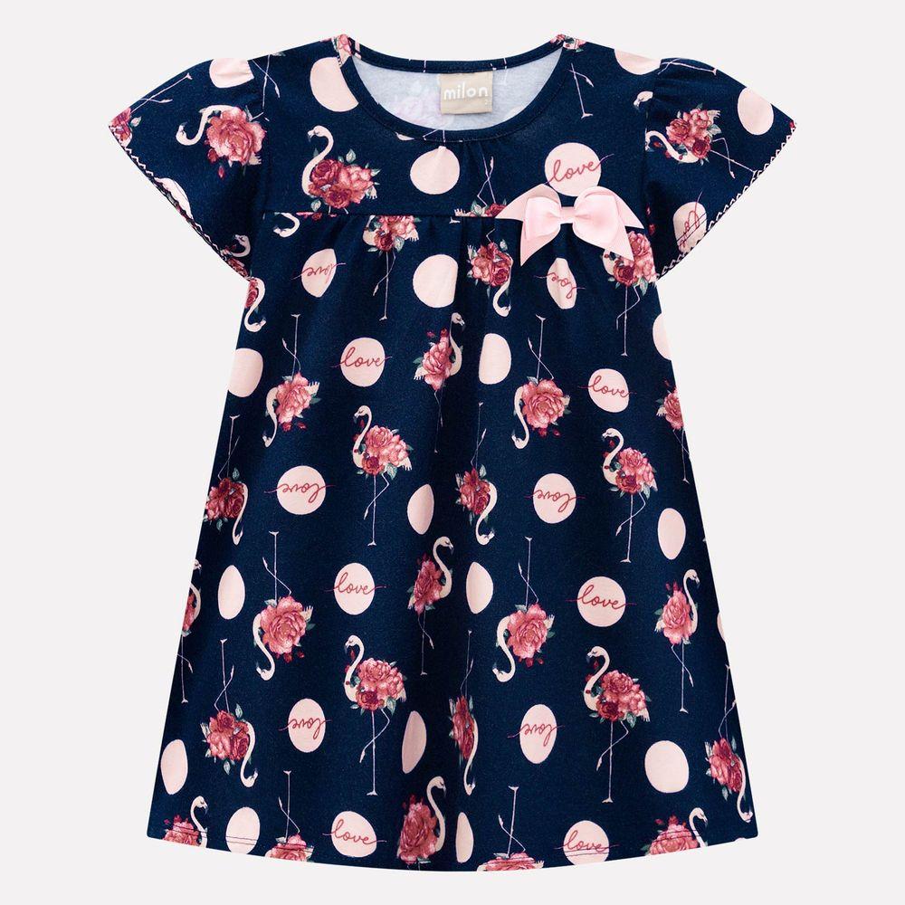 Vestido infantil - Milon - 13182