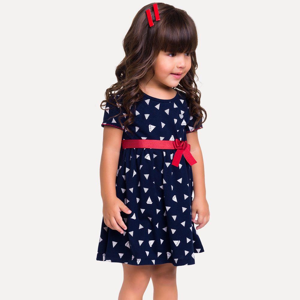 Vestido infantil - Milon - 13259