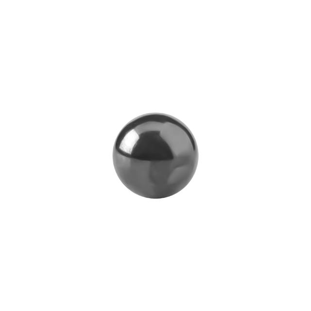 BOLINHA BLACK 1.2MM X 3MM