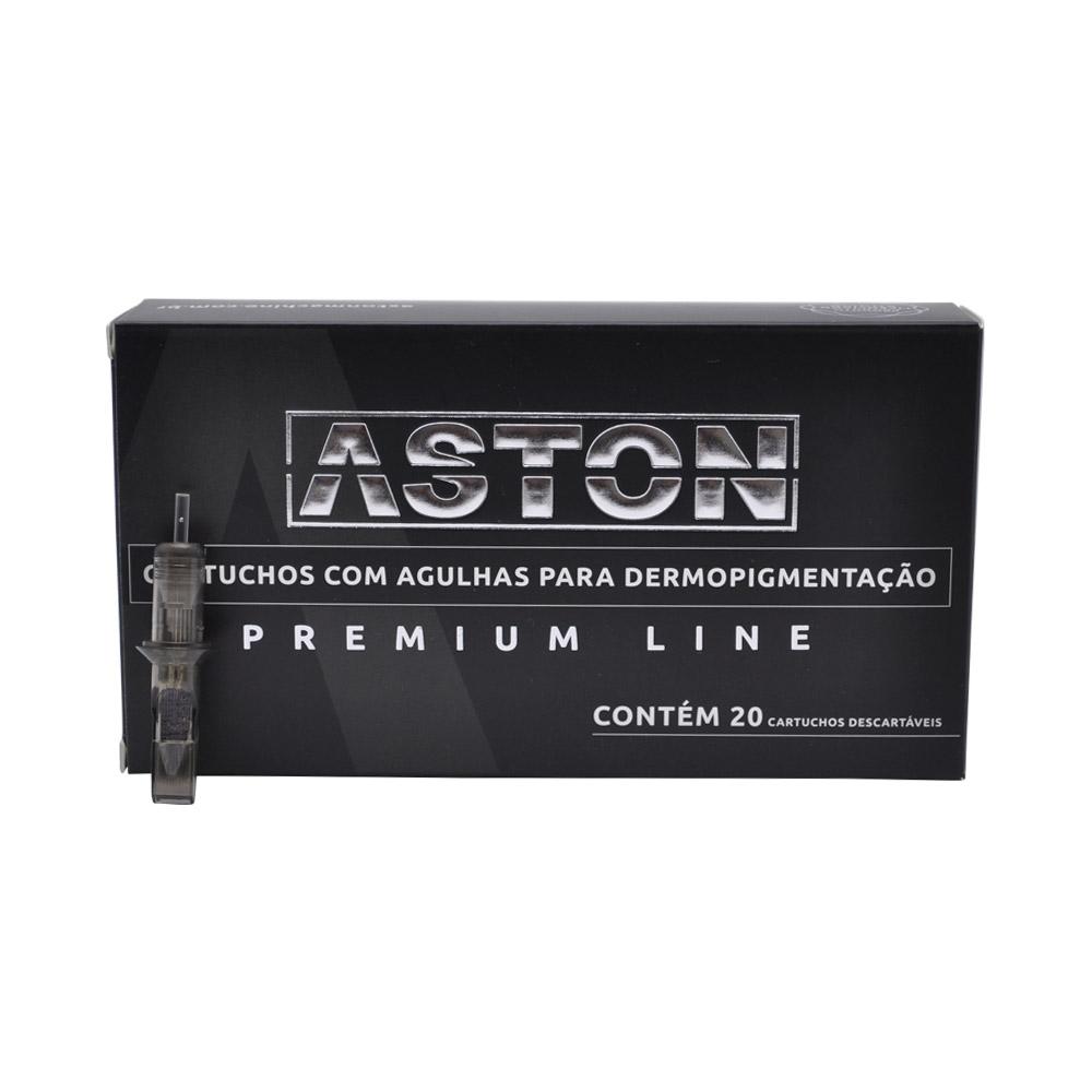 CARTUCHO ASTON PREMIUM PINTURA MG - 1207MG
