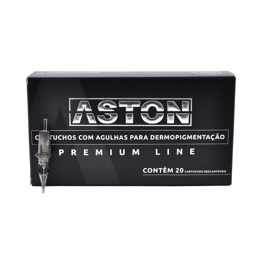 CARTUCHO ASTON PREMIUM TRAÇO RL - 1009RL