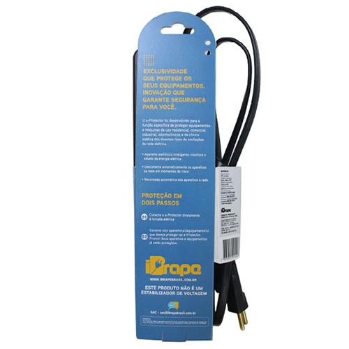 e-Protector MP-50X | Linha Multiplug | Protega seu Studio