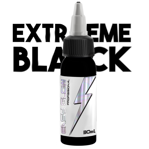 EASY GLOW EXTREME BLACK 30ML