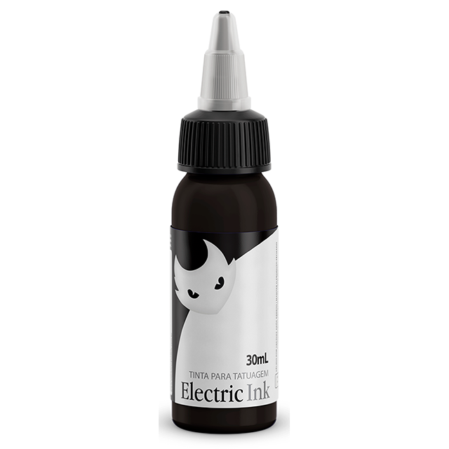 ELECTRIC PRETO MAORI 30ML