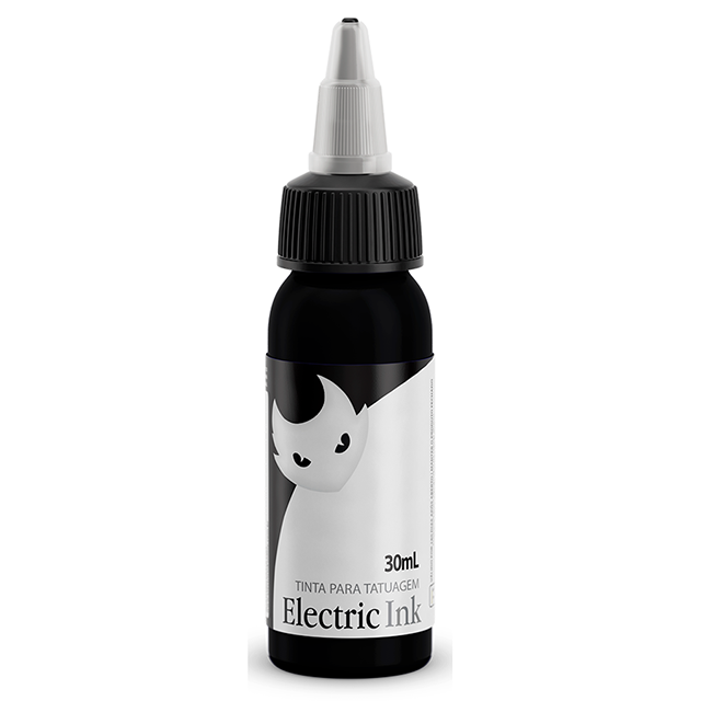 ELECTRIC PRETO TRIBAL 30ML