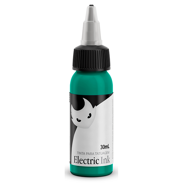 ELECTRIC VERDE TURQUESA 30ML