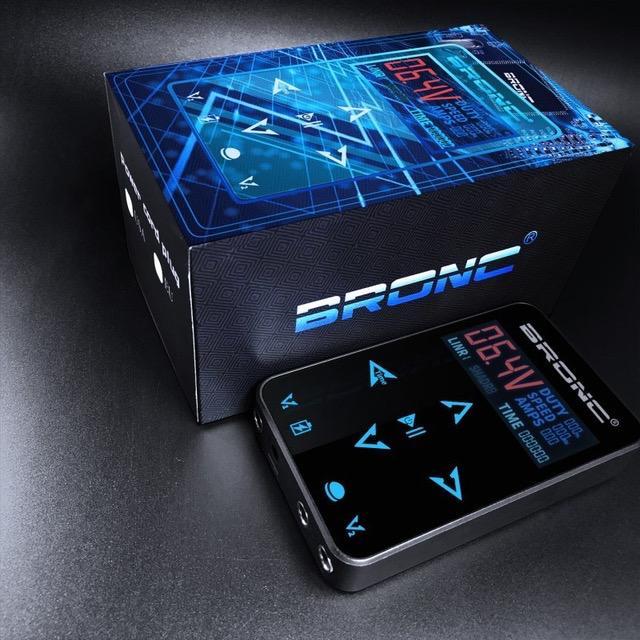 FONTE DIGITAL BRONC SUPER TPN - 037