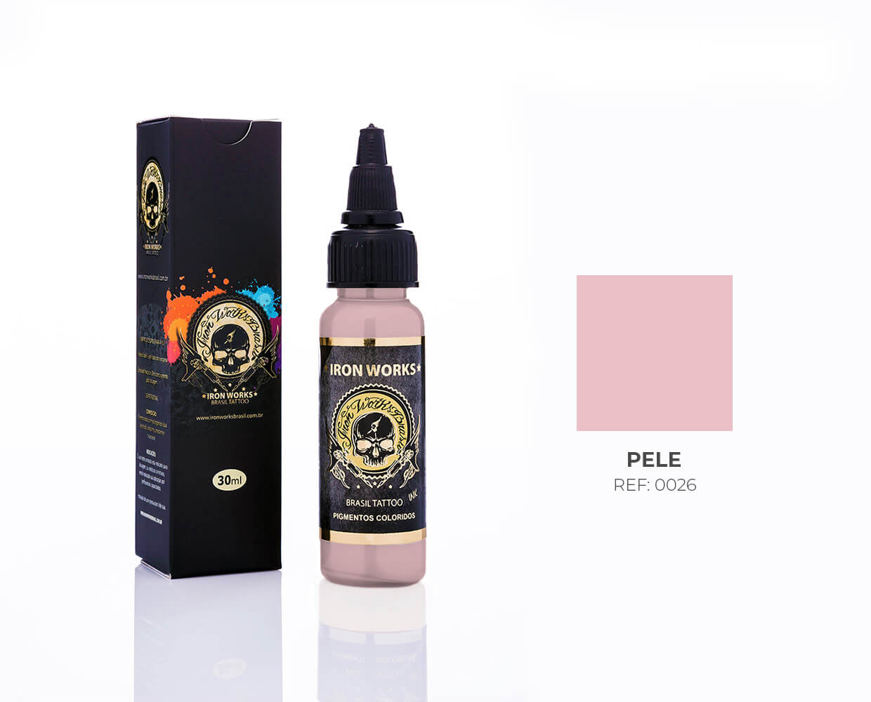 IRON WORKS PELE 30ML