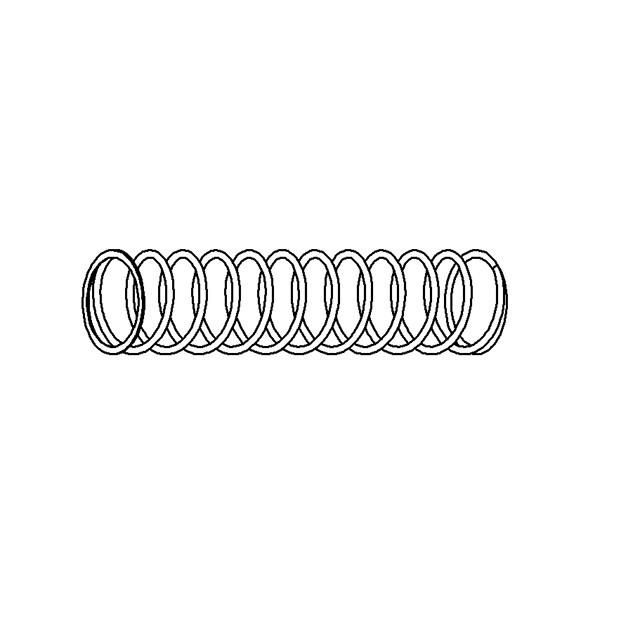 STINGRAY INNER PISTON SPRING N.78