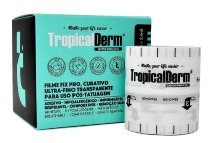 TROPICALDERM PRO ROLO 5 METROS X 5CM