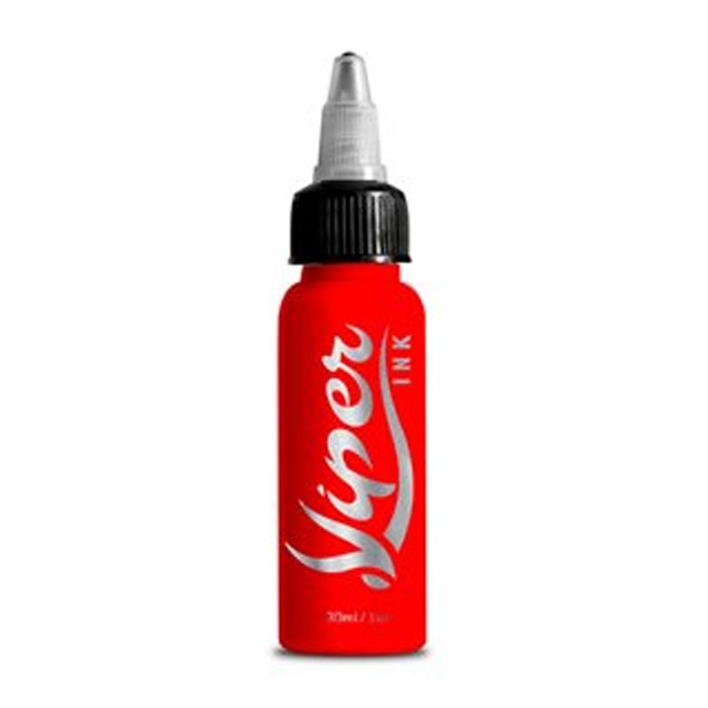 VIPER INK LARANJA FLORAL 30ML