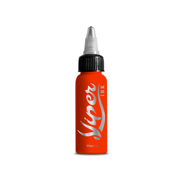 VIPER INK LARANJA ORGANICO 30ML