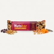 NUTS BARRA CASTANHAS E FRUTAS (cx. com 12 unidades)