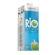RIO AGUA DE COCO 1 LITRO (cx. com 12 unidades)