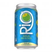 RIO AGUA DE COCO LATA 335 ml (cx. com 12 unidades)