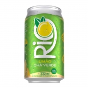 RIO LIMAO SICILIANO LATA 335 ml (cx. com 6 unidades)